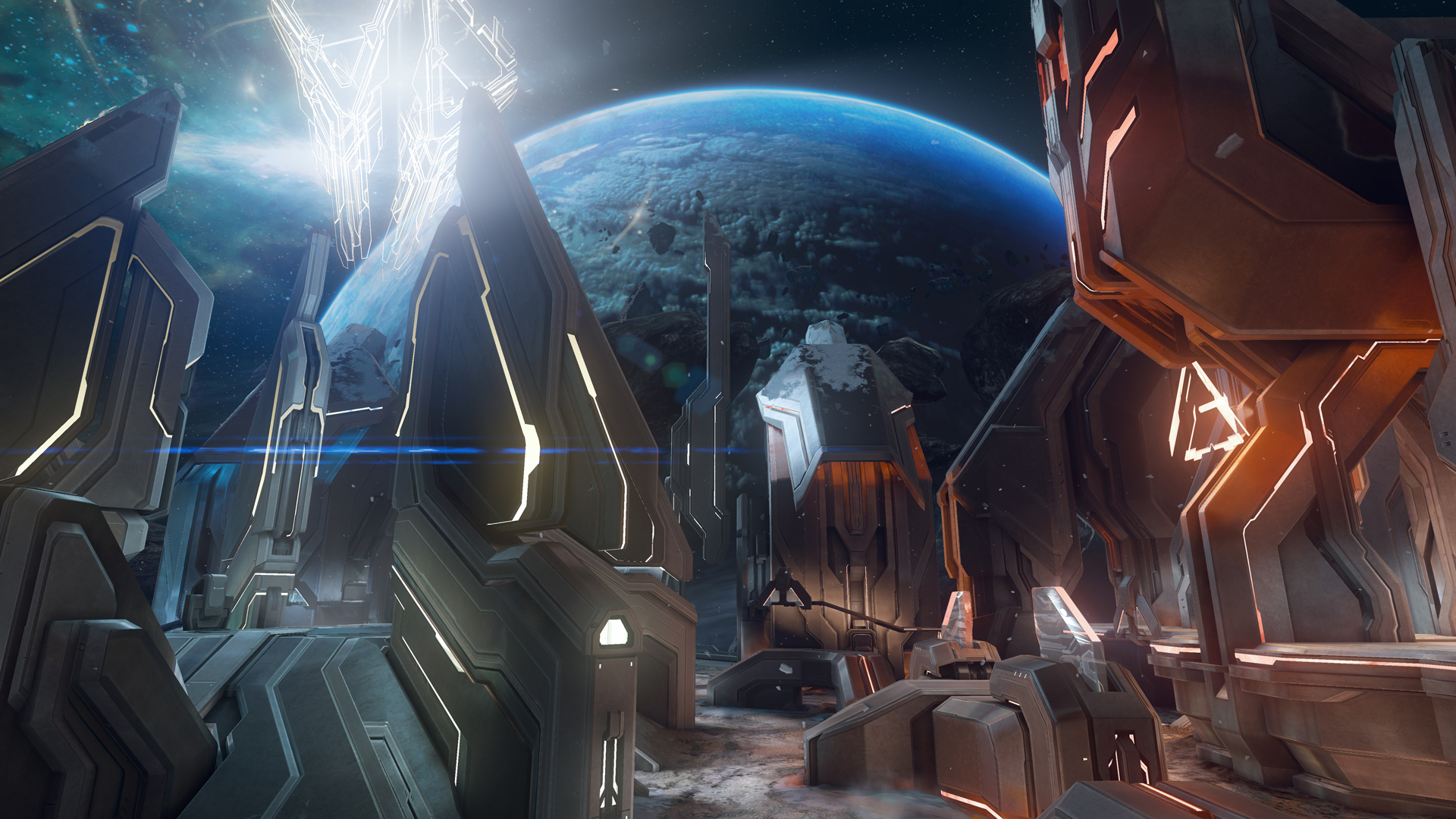 Halo Skybox Comparison Halo 5 Guardians Forums Halo